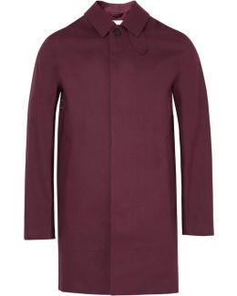 Waterproof Bonded Cotton Raincoat