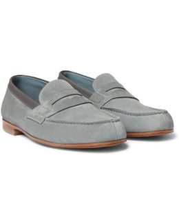 281 Le Moc Suede Loafers