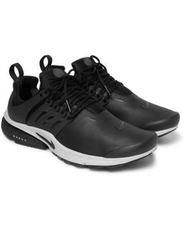 Air Presto Utility Rubberised-jersey Sneakers