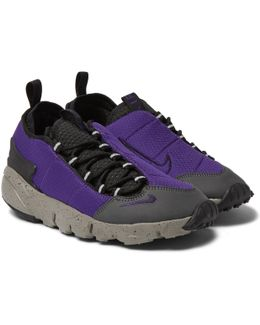 Air Footscape Ripstop Sneakers