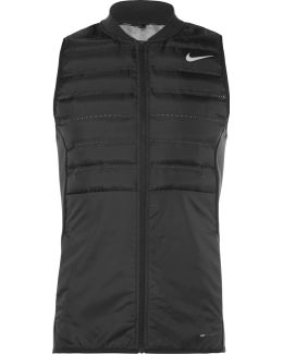 Aeroloft Perforated Quilted Shell Golf Gilet