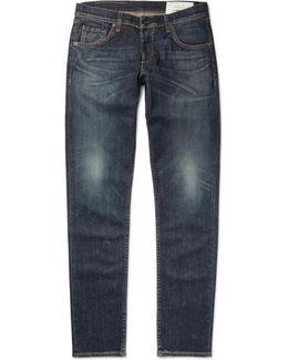 Knightsbridge Slim-fit 2 Denim Jeans