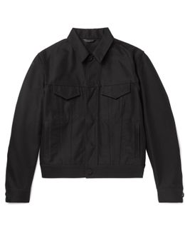 Richmond Twill Jacket
