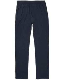 Infinite Stretch Modal And Cotton-blend Jersey Pyjama Trousers