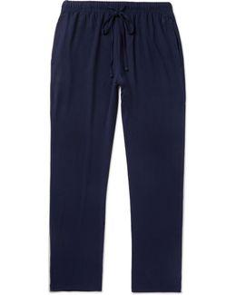 Stretch-modal Jersey Pyjama Trousers