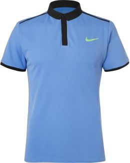 Federer Advance Dri-fit Tennis Polo Shirt