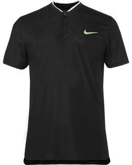 Zonal Cooling Advance Stretch-mesh Tennis T-shirt