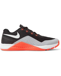 Metcon Repper Dsx Rubber-trimmed Mesh Sneakers