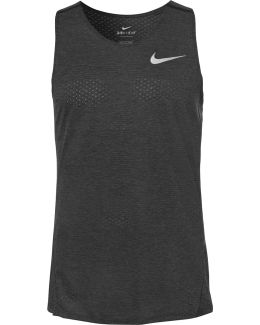 Breathe Perforated Dri-fit Tank Top
