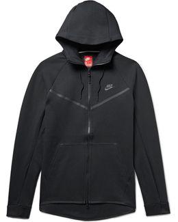 Sportswear Windrunner Cotton-blend Tech Fleece Zip-up Hoodie
