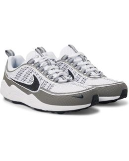 Air Zoom Spiridon Rubber-panelled Mesh Sneakers
