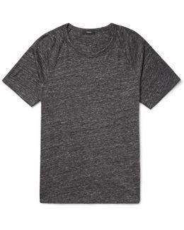 Dustyn Linen T-shirt
