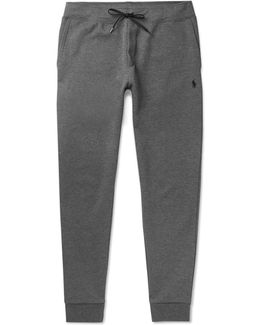 Slim-fit Jersey Sweatpants