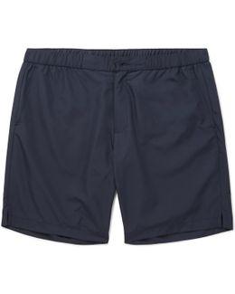 + Iffley Road Trent Tech-shell Shorts
