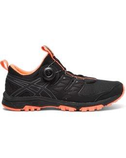 Gel-fujirado Mesh And Rubber Trail Running Sneakers
