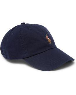 Cotton-twill Baseball Cap