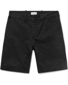 Tommy Cotton-twill Chino Shorts