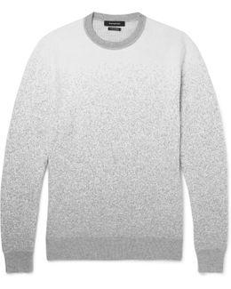 Dégradé Cashmere Sweater