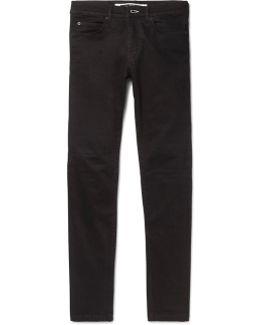 Strummer Slim-fit Stretch-denim Jeans