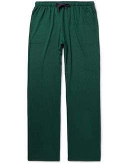 Basel Stretch-micro Modal Jersey Pyjama Trousers