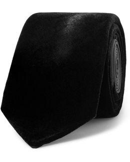 7cm Velvet Tie
