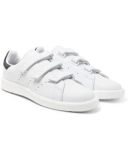 + White Mountaineering Stan Smith Leather Sneakers