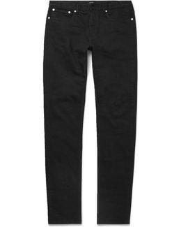 Petit Standard Slim-fit Denim Jeans