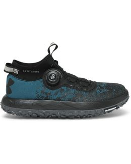 Fat Tire 2 Rubber-coated Shell Sneakers