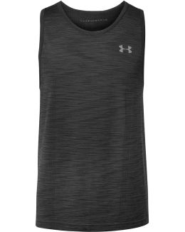 Threadborne Mélange Jersey Tank Top