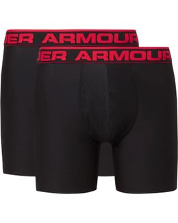 Two-pack Boxerjock Heatgear Boxer Briefs