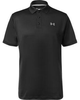 Performance Stretch-jersey Golf Polo Shirt