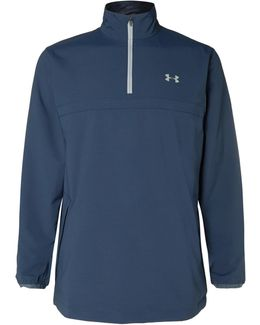 Windstrike Shell Half-zip Golf Jacket