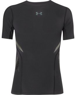 Heatgear Zonal Stretch-jersey T-shirt