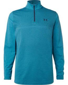 Threadborne Stretch-jersey Golf Top
