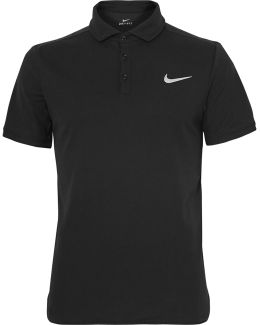 Nikecourt Dry Advantage Dri-fit Piqué Tennis Polo Shirt