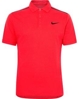 Nikecourt Dry Advantage Dri-fit Piqué Tennis Polo Shirt