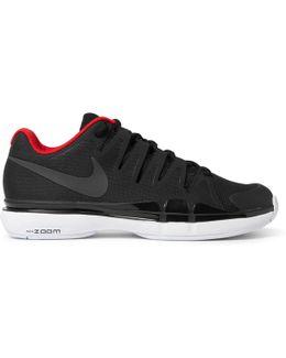 Zoom Vapor 9.5 Tour Rubber-trimmed Mesh Tennis Sneakers