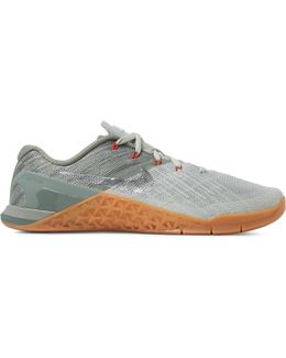 Metcon 3 Mesh And Rubber Sneakers