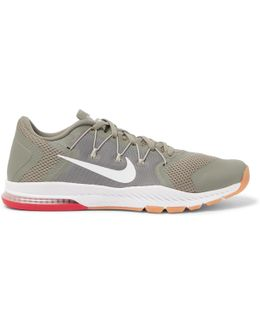 Zoom Train Complete Mesh And Rubber Sneakers
