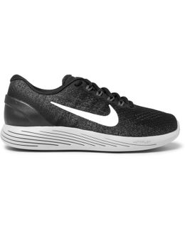 Lunarglide 9 Knitted Running Sneakers