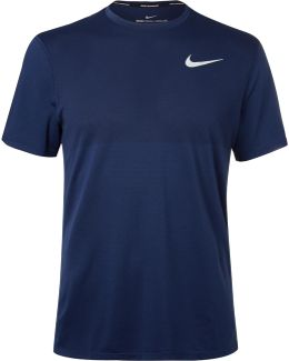 Zonal Cooling Relay Dri-fit Mesh T-shirt