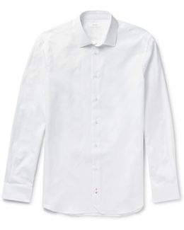 John Cotton-poplin Shirt