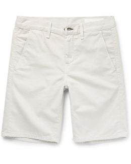 Standard Issue Cotton-twill Shorts