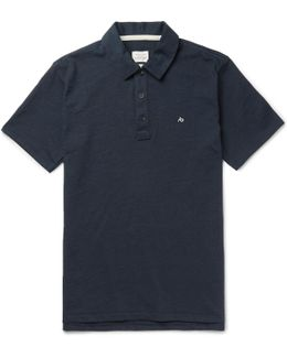 Standard Issue Cotton Polo Shirt