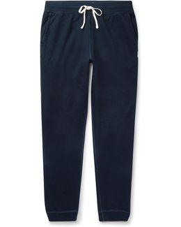 Slim-fit Cotton-jersey Sweatpants