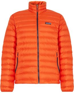 Quilted Dwr-coated Ripstop Shell Down Jacket