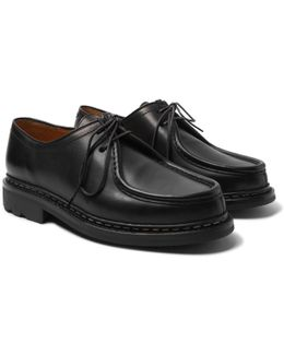 Thuya Leather Derby Shoes
