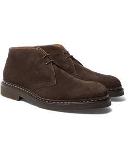 Genet Suede Chukka Boots