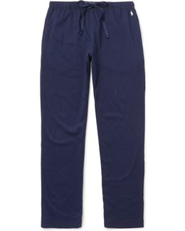 Cotton-jersey Pyjama Trousers