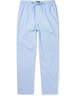 Gingham Cotton Pyjama Trousers